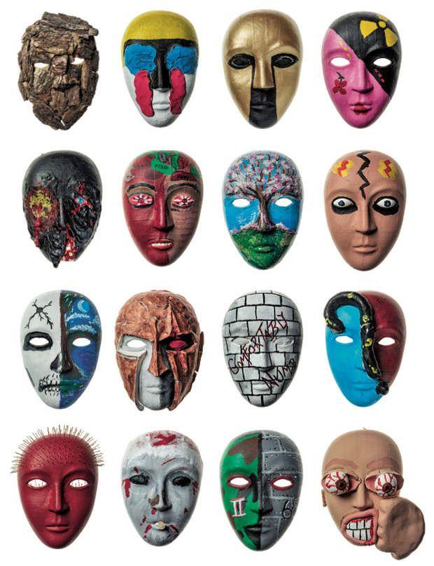Derrière le masque, La thérapie par l'art peut aider à traiter les lésions cérébrales traumatiques des soldats, ainsi que les troubles associés, comme le syndrome de stress post-traumatique. Au Centre médical militaire national Walter-Reed, dans le Maryland, l'art-thérapeute Melissa Walker travaille avec des ex-combattants : ensemble, ils créent des masques pour illustrer leurs sentiments inexprimés. Parmi les thèmes récurrents dans les représentations : la mort (souvent figurée par des…
