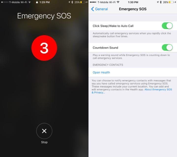 Apple: Τι καινούριο φέρνει iOS 10.2 beta 2 ; - http://secnews.gr/?p=150339 - Η δεύτερη δοκιμαστική έκδοση iOS 10.2 της Apple έγινε διαθέσιμη τις τελευταίες μέρες και εισάγει μια πρωτοποριακή εφαρμογή. Ο λόγος για το Emergency SOS, την καινούρια δυνατότητα του iPhone να καλέσετε την αστυνομία χωρίς να γ�