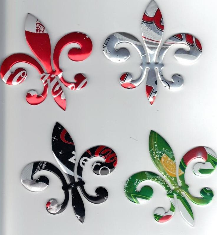 FLEUR DE LIZ Boy Scouts Ornament. 1.99, via Etsy