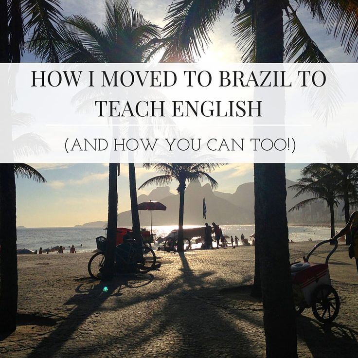 Brazil Travel Tips l How I Moved to Brazil & Taught English (And How You Can, too) l @tbproject
