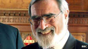 Chief Rabbi Sacks. Stay at home Mum's should be supported.