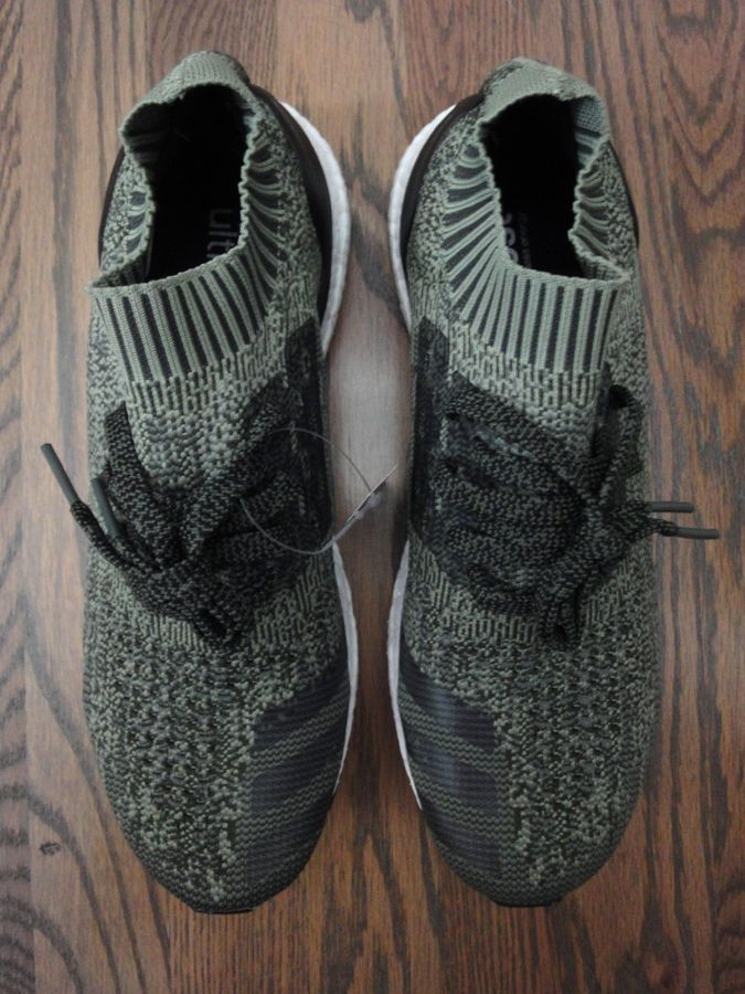 new concept d082e ab1ab Adidas Ultra Boost Uncaged w Receipt from Adidas Olive BB3901 Mens US 10    eBay   shoes   Adidas ultra boost uncaged, Adidas, Shoes