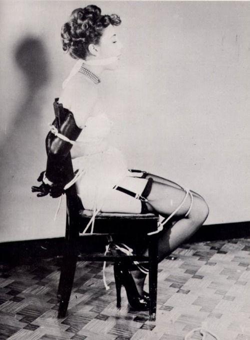 Vintage bondage pictures