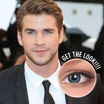 Blue Eye Lenses For Men 10 best images about G...