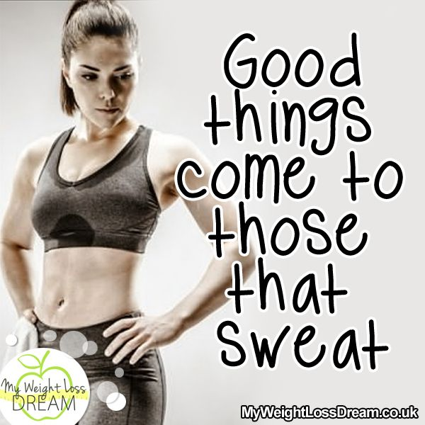 Good Things Come To Those Who Sweat! #fitness #quotes #fitnessquotes