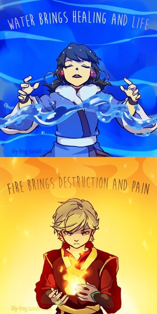 Miraculous ladybug/ The last airbender crossover