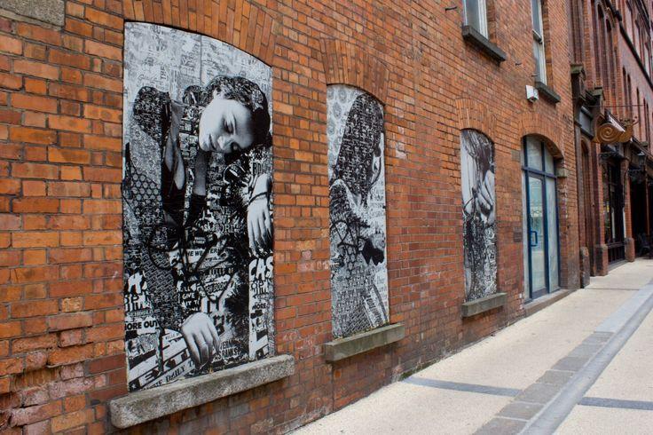 street art dublin - Google Search