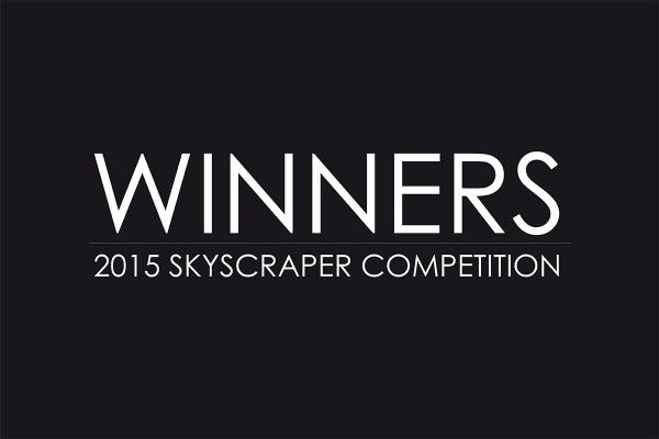Winners 2015 eVolo Skyscraper Competition