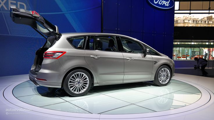 Release-Price-2015-Ford-S-Max-Review-Front-View-Model-Exterior
