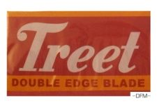 Treet Dura Sharp Double Edge Razor Blades - 30 Ct
