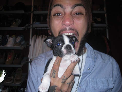 Travie McCoy- love him so much more now that I've seen him with a Boston
