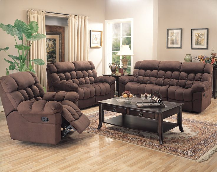 Comfortable Microfiber Sofas To Add Interest For Your Home Fascinating Brown Coaster Overstuffed Sofa