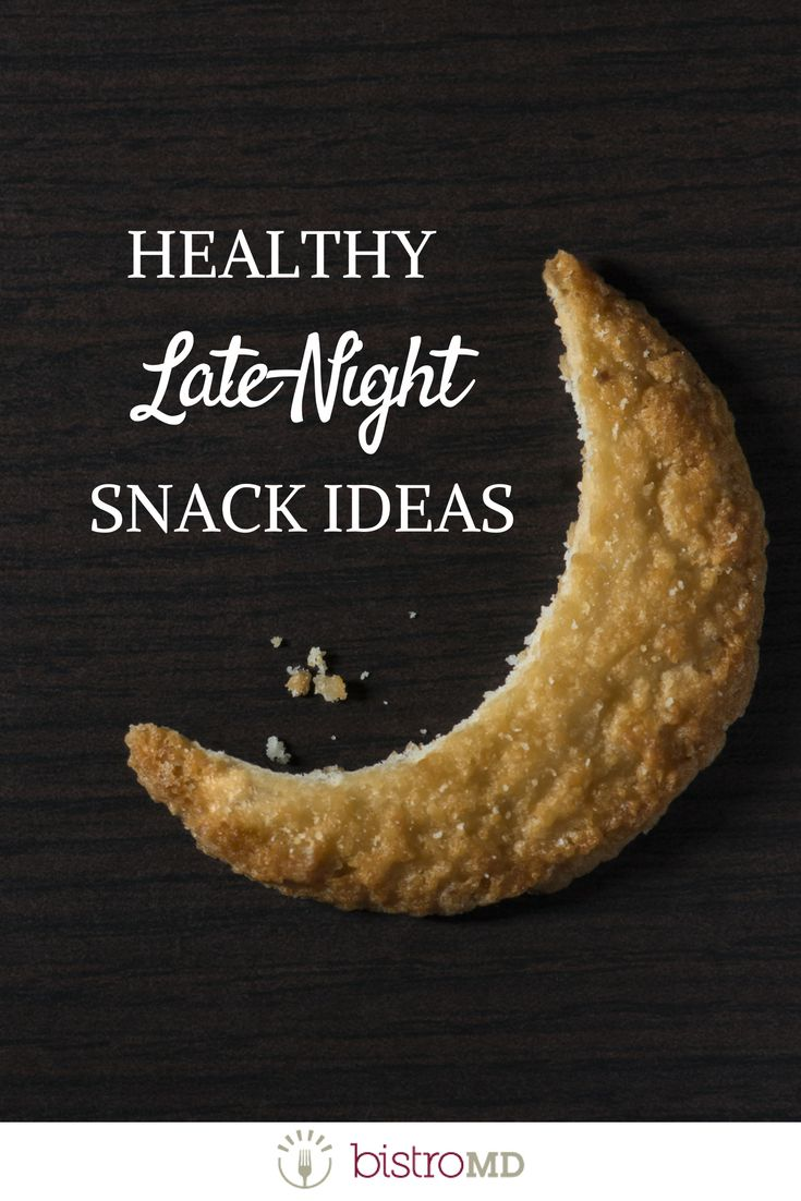 Can't Sleep? Try These Healthy Midnight Snack Ideas to Cure Your Hunger