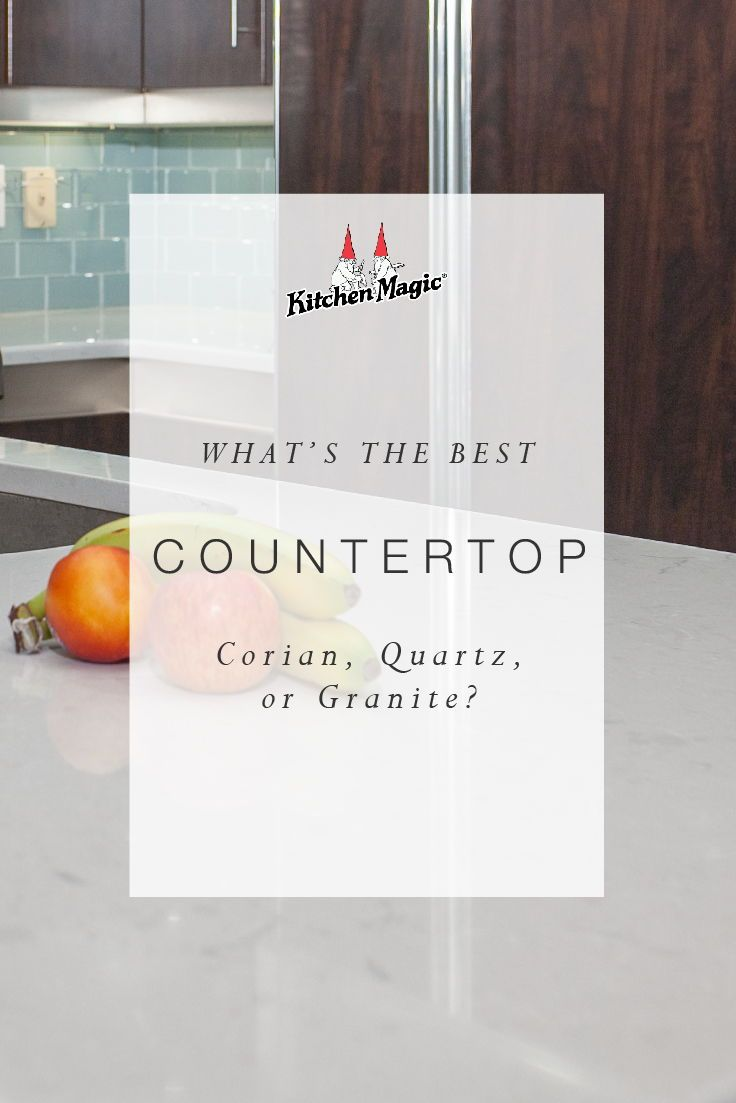Which Countertop Material Is The Best Corian Quartz Or Granite Click Link Below And Check Out Our Latest Blog Article To Find