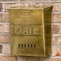 traditional mailboxes by Amazon