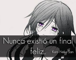Nunca existió un final feliz.