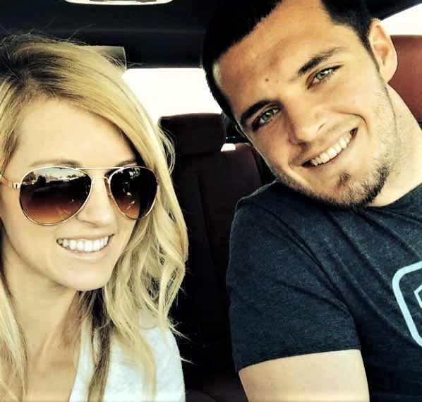 Heather Neel Carr is the beautiful wife of Derek Carr, the NFL player that generated the most buzz in the days prior to the draft!