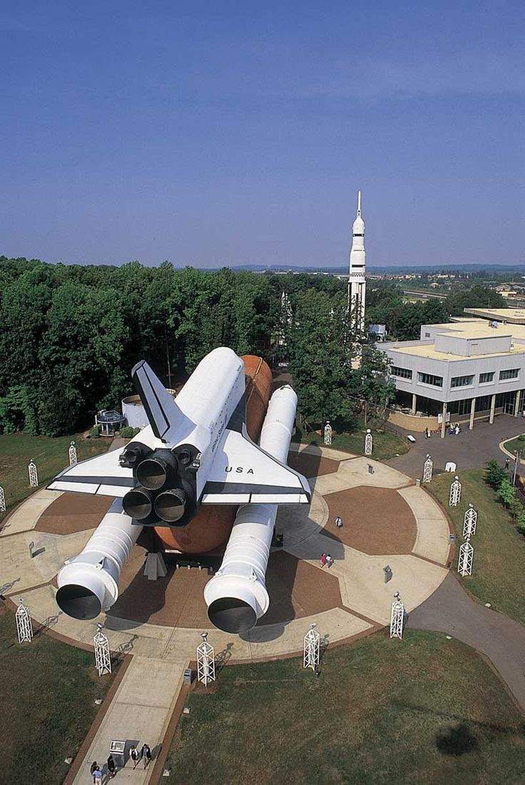 Huntsville, Alabama NASA Space Center. Went here a number of times for school trips, I always wanted to go to the Space Camp here, but never did.