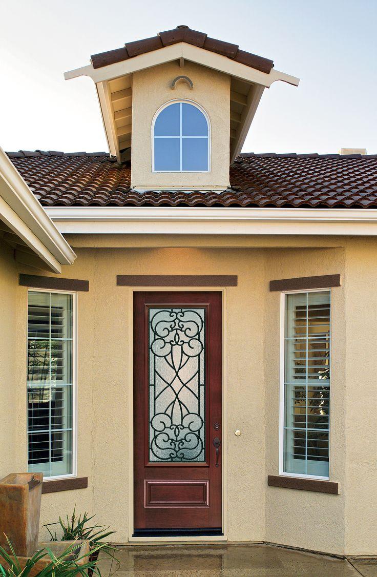 13 best jeld wen doors images on pinterest entrance - Jeld wen fiberglass exterior doors ...