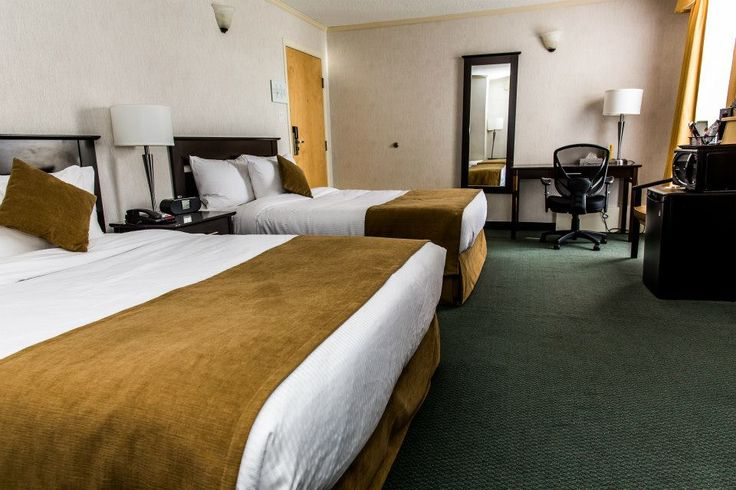 Our newly renovated rooms guarantee a wonderful nights sleep