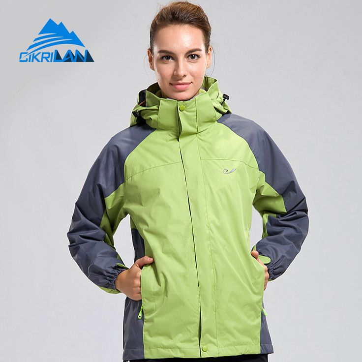 Hot Sale Climbing Ski Outdoor Sport Thermal Anti-abrasion Chaquetas Mujer Water Repellent Windproof Winter Jacket Women New Coat #Affiliate