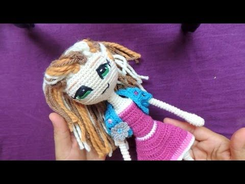 Ropa para Muñeca Articulable - #3 - YouTube