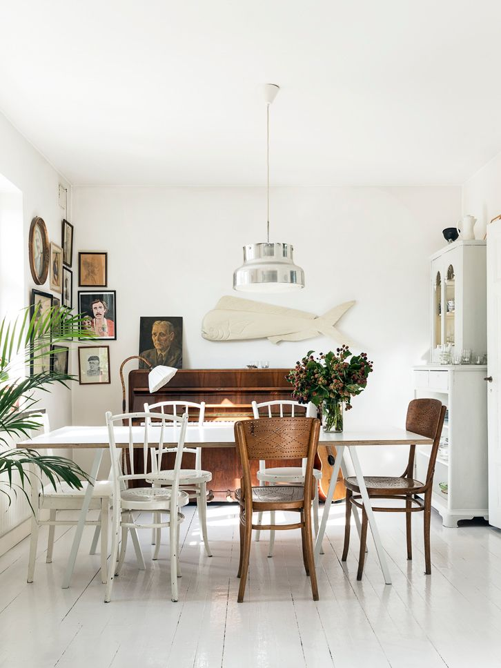 A FOOD BLOGGER'S HOME IN THE SOUTH OF SWEDEN | style-files.com | Bloglovin'