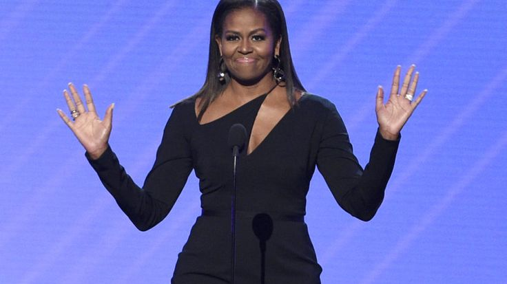 Former First Lady Michelle Obama criticized women who voted for President Donald Trump during a wide-ranging conversation in Boston Wednesday that