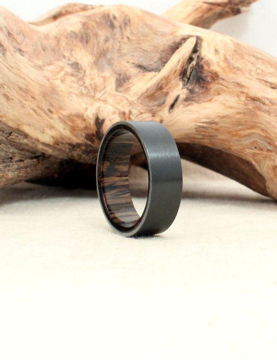 best 25 mens wooden wedding bands ideas on pinterest wood wedding bands men wedding rings and cool mens wedding bands - Mens Wood Wedding Rings