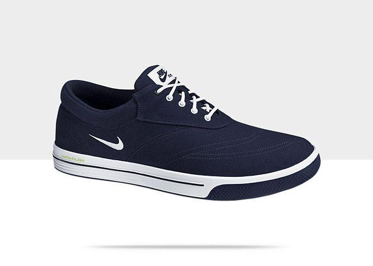 Nike Lunar Swingtip Canvas Men's Golf Shoe
