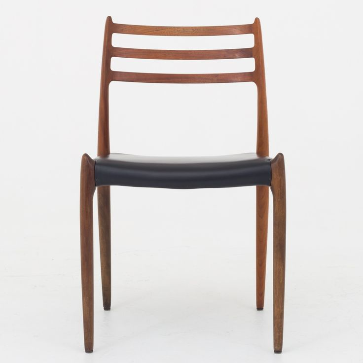 NO 78 - Dining chair in teak