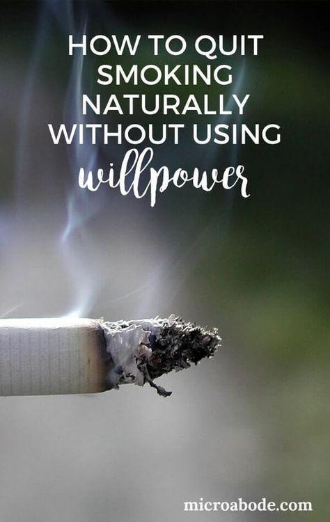Best Natural Method To Quit Smoking