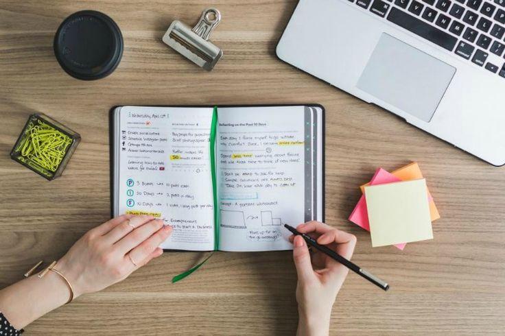 Czy istnieje przepis na idealne notatki? - Zostać Pisarzem