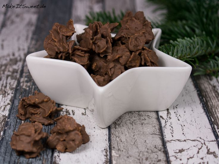 die besten 25 schoko cornflakes ideen auf pinterest cornflakes schokolade waffelpapier. Black Bedroom Furniture Sets. Home Design Ideas