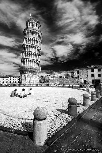 Italian Vintage Photographs ~ #Italy #Italian #vintage #photographs #family #history #culture ~ La Torre by Maurizio Fontana