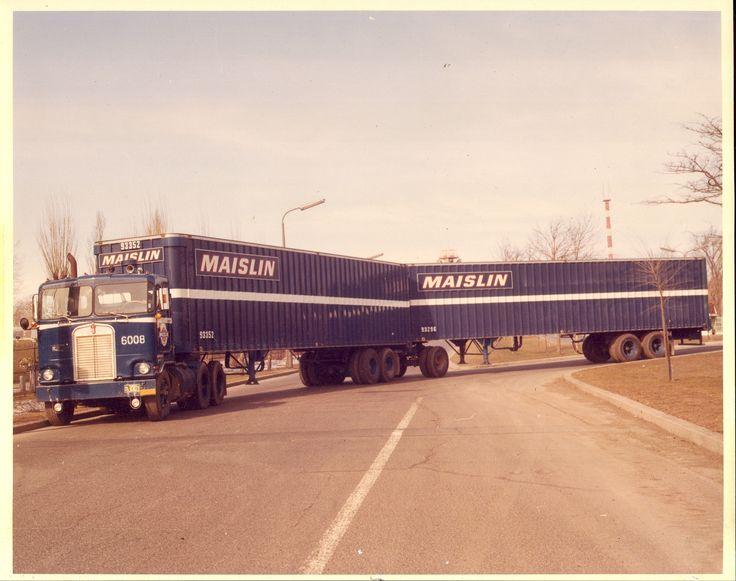 One Less Driver Maislin Bros Trucking Pinterest Road