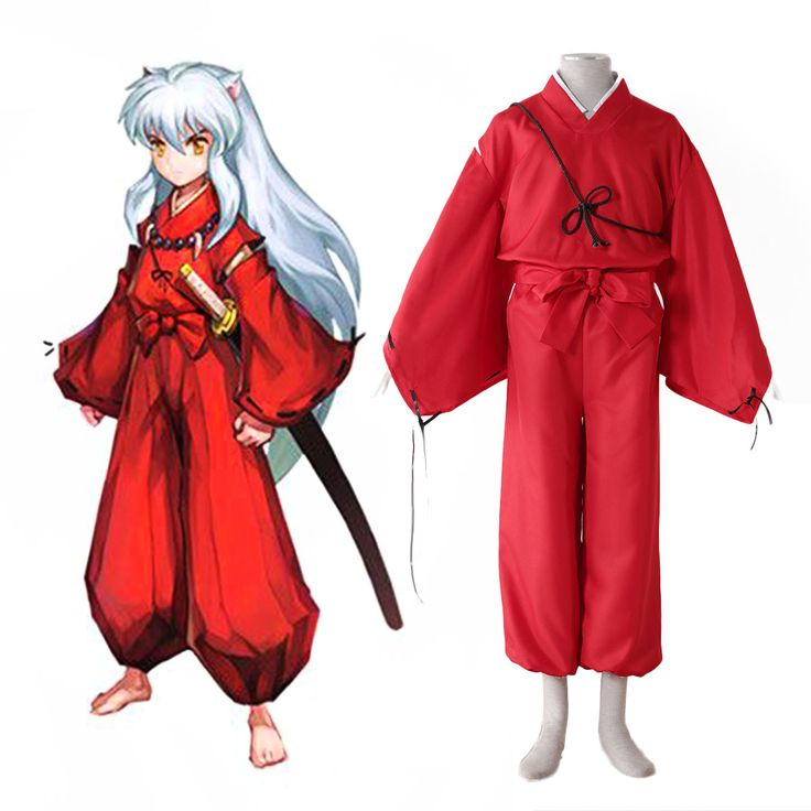We Offer High Quality Inuyasha Costumes Cosplay Best Costume Cosplay-Wigs-Boots or Shoes-Props From CosplayMade Shop Reliable and Professional Cosplay ...  sc 1 st  Pinterest & The 59 best Anime Costumes 2 images on Pinterest   Anime costumes ...