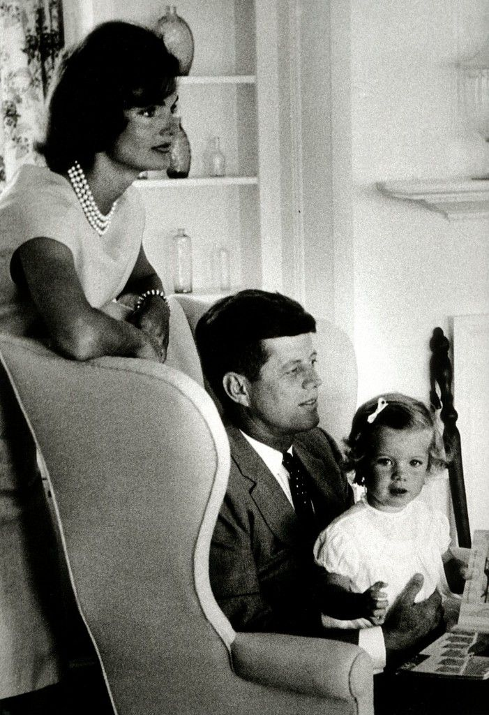Jackie Kennedy Family: 29 Best Images About First Family On Pinterest