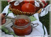 kierunek zdrowie: Domowy, zdrowy keczup / ketchup