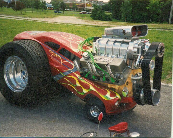 """Like Ed """"Big Daddy"""" Roth. I could see Rat Fink driving this."""