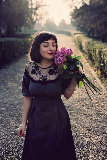 Ana Morodan - The Romantic Dress