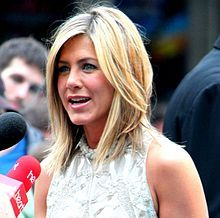 Aniston at the London premiere of Horrible Bosses (2011)