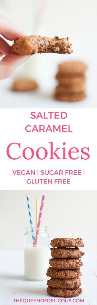 Vegaaninen | Gluteeniton | Sokeriton | Keksiresepti