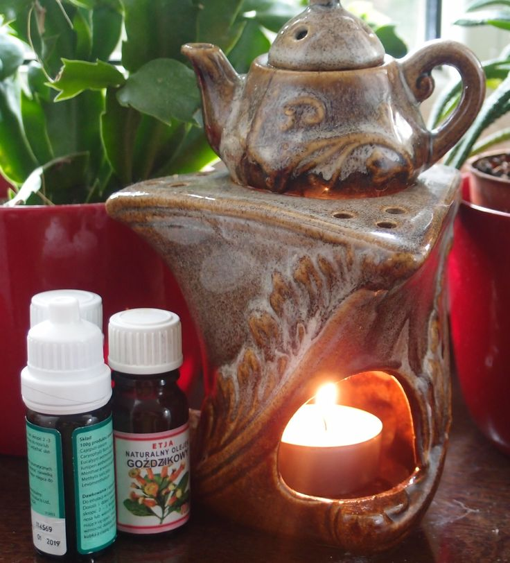 Zapachy na przeziębienie
