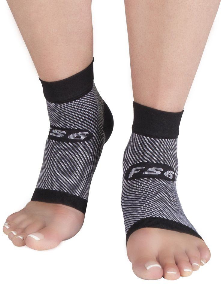 Compression Foot Sleeve – The FS6 – for Plantar Fasciitis Relief
