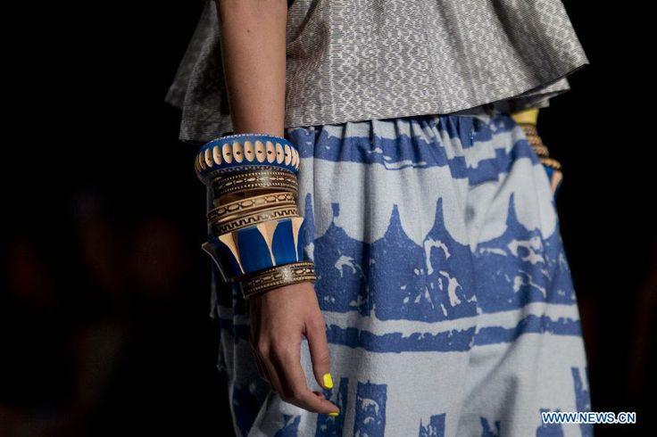 Carla Fernandez, Mexico Fashion Week 2011