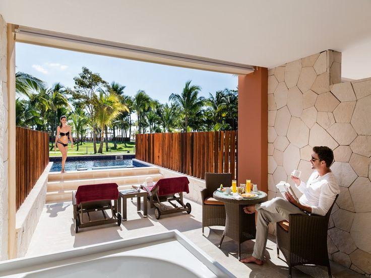 Habitación del hotel Barceló Maya Caribe