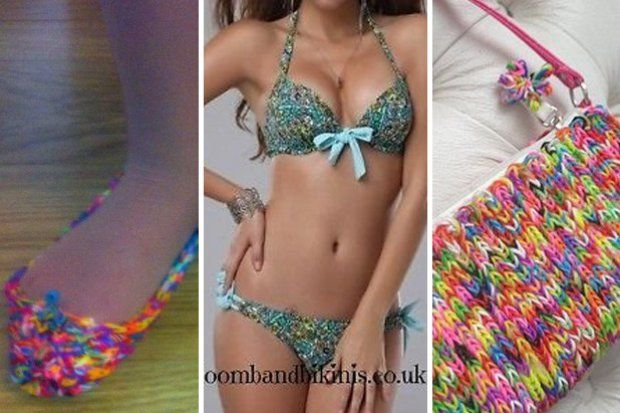 Rainbow Loom ideas: You won't believe what people are making!