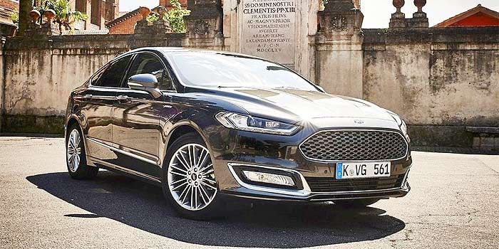 The 2019 Ford Mondeo Vignale History Release Car 2019 Ford