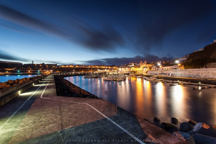 Marina de Angra do Heroísmo - Ilha Terceira